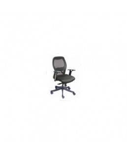 GEEKEN Swivel Tilt Medium Back Chair-GA-502C