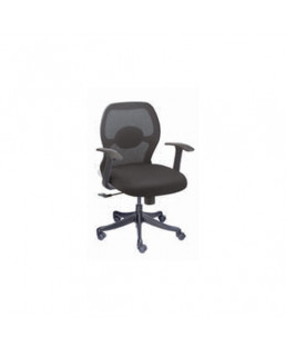 GEEKEN Swivel Tilt Low Back Chair-GA-502A
