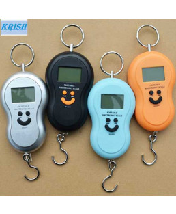 Krish Digital Luggage Kitchen/Belt Hanging Weighing Scale A-04