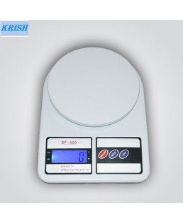 Krish Digital Weighing Scale For Kitchen Use And Gifts SF-400