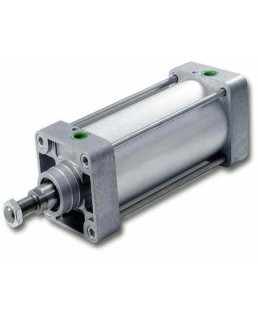 Airmax 25mm Bore 25mm Stroke Air Cylinder With Nitrile Seal-FMK-K05-2-2525