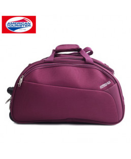 American Tourister 55 cm Sweden Magenta Wheel Duffle-65X-004