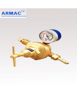 Armac Single Stage Single Meter Medium Gas Regulator