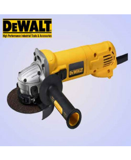 Dewalt 100 mm Wheel Diameter Angle Grinder-DW810