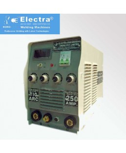 Electra Cito 9KVA Inverter Based Welding Machine-TIG 250A