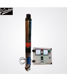 Kirloskar Single Phase 1 HP Borewell Pump-KS3E-1012-CP