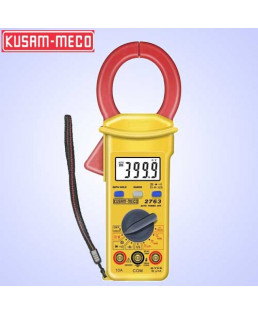 Kusam Meco 3½ Digit 3999 Counts Autoranging Digital Clampmeter (1000A) AC-2763