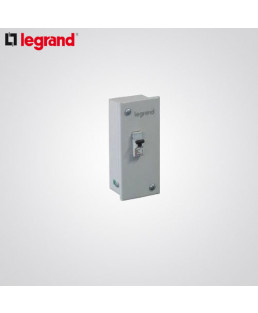 Legrand 2 Pole Lexic Plastic Enclosure-0013 56