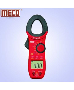 Meco 3½ Digit 1999 Count 400A AC Auto Ranging Digital Clampmeter with NCV & Temperature Functions-27T AUTO
