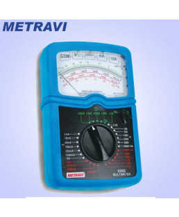 Metravi Analog Multimeters-6060