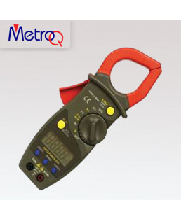 MetroQ Digital LCD Clamp Meter - MTQ 666