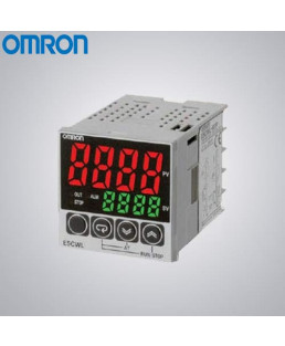 Omron 48x48x60 mm Temperature Controller-E5CWL-R1TC