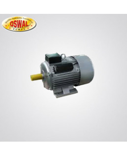 Oswal Single Phase 1 HP 4 Pole Foot Mounted AC Induction Motor-OM-4-(SM)
