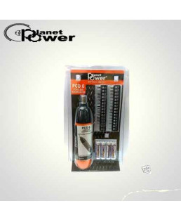 Planet Power  6 V Cordless Screw Driver-PCD6
