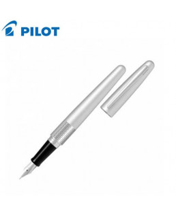 Pilot Metal Fountain Pen-9000017779