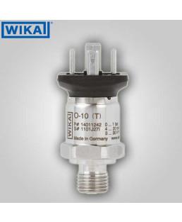 Wika Pressure Transmitter 0-10 Bar 4-20 mA-2 Wire-O-10
