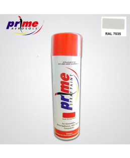 Prime Aerosol RAL 7035 All Purpose Spray Paint-Pack Of 25