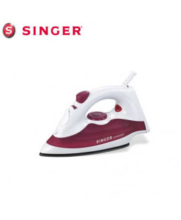 Singer 1250W Steam Iron-Emerald