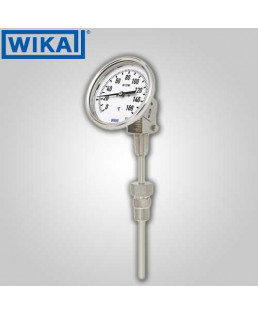 Wika Temperature Gauge (-20)-60°C 100mm Dia-S5412