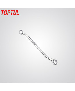 Toptul 16x17 mm 45° Offset Double Ring Wrench-AAEH1617