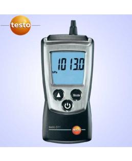 Testo Absolute Pressure, Barometric Pressure-511