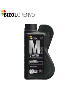 Bizol Grenvo Moto 20W40 Mineral Motorcycle Oil-0.9 Ltr.