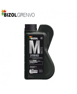 Bizol Grenvo Moto 20W40 Mineral Motorcycle Oil-1 Ltr.