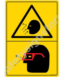 3M Converter 210X297 mm Danger Sign-DS426-A4V-01
