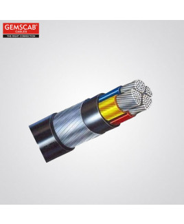 Gemscab 35 mm² Single Core Aluminium Unarmoured Cable (Pack of-100 m)-SISLV1X3517178
