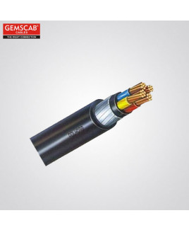 Gemscab 2.5 mm² 8 Core Copper Unarmoured Control Cable (Pack of-100 m)-SISLV8X2.511291