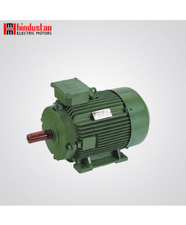 Hindustan Three Phase 1.5 Hp 4 Pole Induction motor-2HE2 090-0403