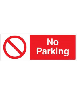 3M Converter 105X297mm Prohibitory Signs-PB105-1029V