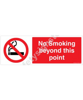 3M Converter 105X297mm Prohibitory Signs-PB204-1029V