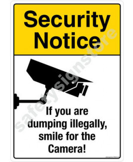 3M Converter 210X297mm Property & Security Signs-PS605-A4V