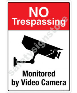 3M Converter 210X297mm Property & Security Signs-PS622-A4V