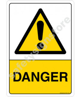 3M Converter 148X210mm Safety Signs-SS201-A5V