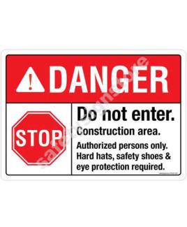 3M Converter 148X210mm Safety Signs-SS247-A5V