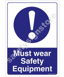 3M Converter 148X210mm Safety Signs-SS504-A5V