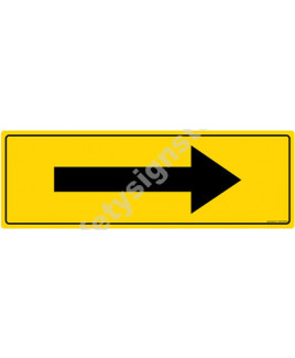 3M Converter 300X900mm Traffic Signs-TR230-3090REF