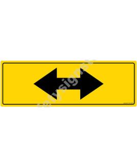 3M Converter 300X900mm Traffic Signs-TR232-3090REF