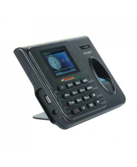 "REAL TIME 2.4"" Display Biometric Access Control System"