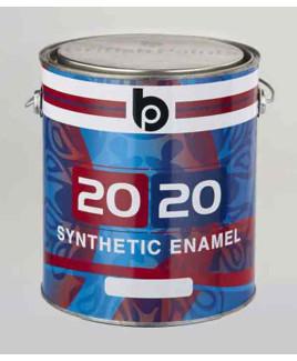 British Paints 20-20 Synthetic Enamel GR-III DA Grey (0.5 Ltr.)