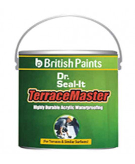 British Paints Terrace Master (4 Ltr.)