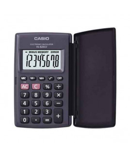 CASIO Portable Calculator-HL-820 LV