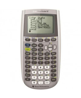 Texas Graphing Calculator-TI-84 PLUS SE POCKET