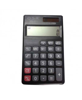 OSR Calculator Basic 12 Digits -SR-111