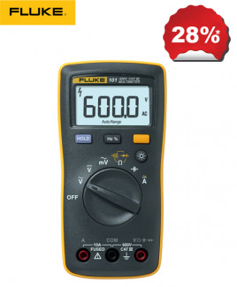 Fluke Basic Digital LCD Multimeter-101