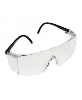 3M Safety EyewEar With Hard Cored Grey Lens-1709IN+