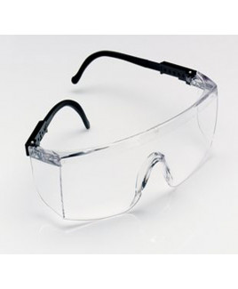 3M Clear Safety Glasses-1709 IN PLUS