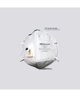 3M Dust Mask Respirator-9004 V